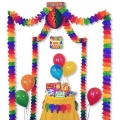 Rainbow Canopy Decorating Kit 